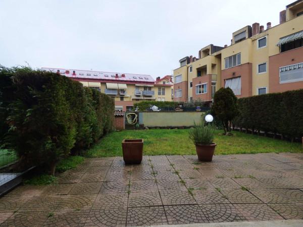 Appartamento in vendita a Torino, Villaretto, Con giardino, 96 mq - Foto 35