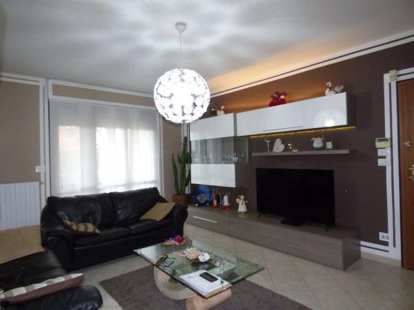 Appartamento in vendita a Torino, Villaretto, Con giardino, 96 mq - Foto 48