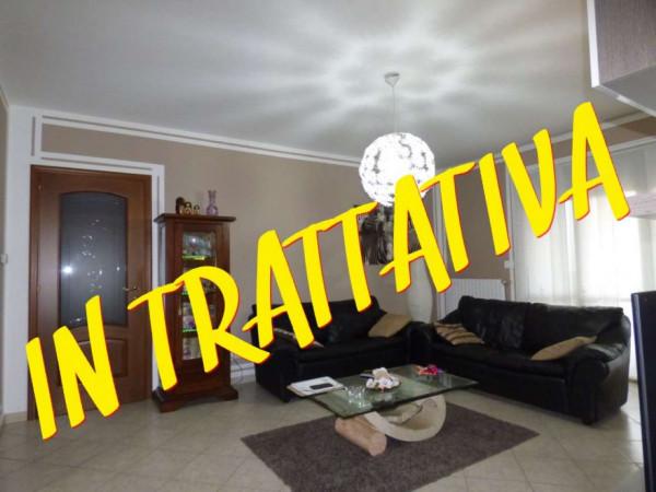 Appartamento in vendita a Torino, Villaretto, Con giardino, 96 mq - Foto 1