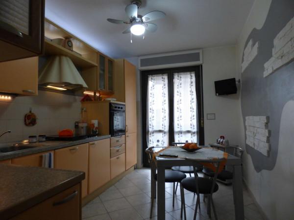 Appartamento in vendita a Torino, Villaretto, Con giardino, 96 mq - Foto 43