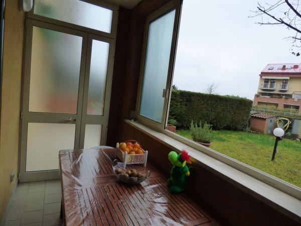 Appartamento in vendita a Torino, Villaretto, Con giardino, 96 mq - Foto 20