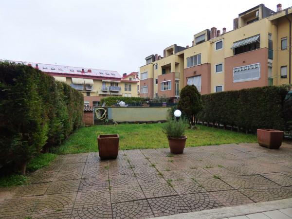 Appartamento in vendita a Torino, Villaretto, Con giardino, 96 mq - Foto 34