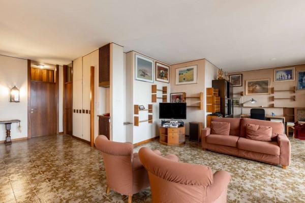 Appartamento in vendita a Milano, Vigentino, Con giardino, 180 mq - Foto 21