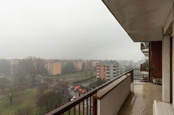 Appartamento in vendita a Milano, Vigentino, Con giardino, 180 mq - Foto 6