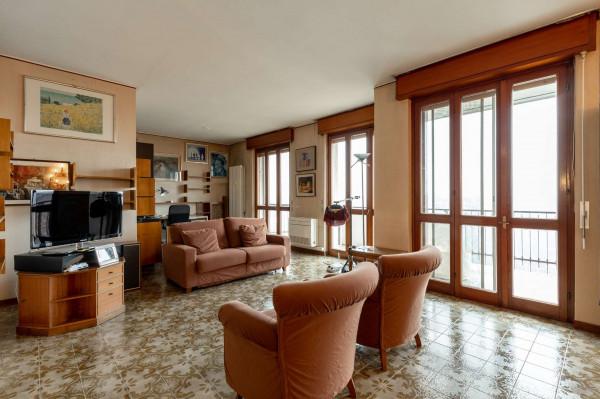 Appartamento in vendita a Milano, Vigentino, Con giardino, 180 mq - Foto 19