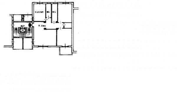 Appartamento in vendita a Milano, Vigentino, Con giardino, 180 mq - Foto 2