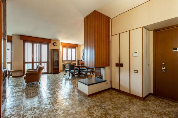 Appartamento in vendita a Milano, Vigentino, Con giardino, 180 mq - Foto 14