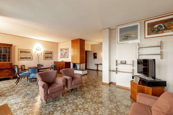 Appartamento in vendita a Milano, Vigentino, Con giardino, 180 mq - Foto 16