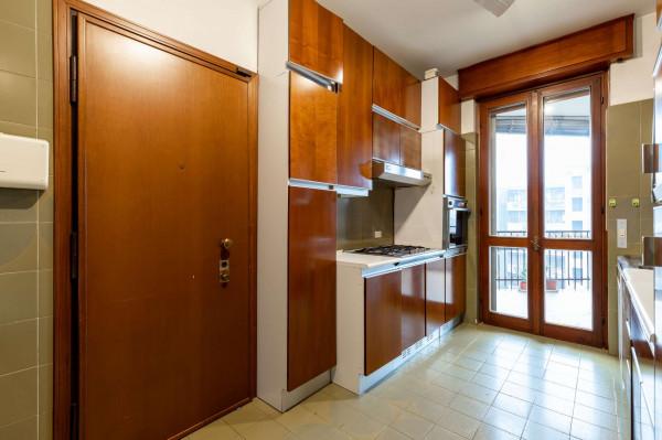Appartamento in vendita a Milano, Vigentino, Con giardino, 180 mq - Foto 12