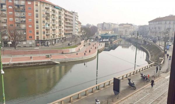 Appartamento in affitto a Milano, Navigli, Arredato, 60 mq