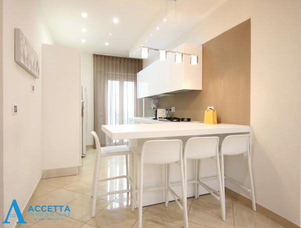 Appartamento in vendita a Taranto, Rione Italia, Montegranaro, 103 mq - Foto 17