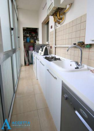Appartamento in vendita a Taranto, Rione Italia, Montegranaro, 103 mq - Foto 6