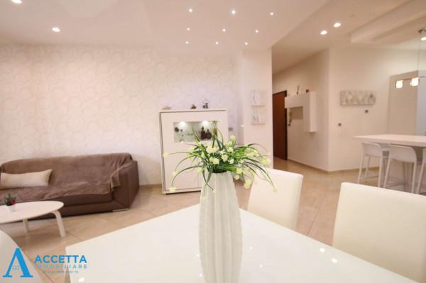 Appartamento in vendita a Taranto, Rione Italia, Montegranaro, 103 mq - Foto 14
