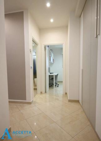 Appartamento in vendita a Taranto, Rione Italia, Montegranaro, 103 mq - Foto 13