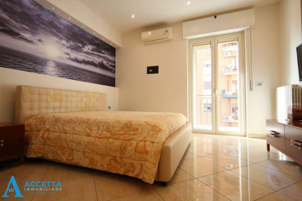 Appartamento in vendita a Taranto, Rione Italia, Montegranaro, 103 mq - Foto 12