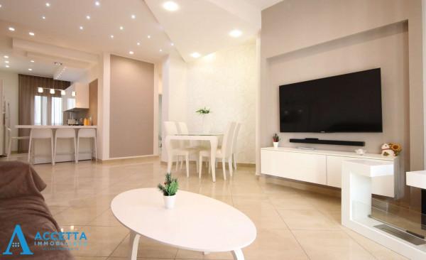 Appartamento in vendita a Taranto, Rione Italia, Montegranaro, 103 mq - Foto 19