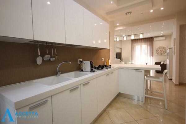 Appartamento in vendita a Taranto, Rione Italia, Montegranaro, 103 mq - Foto 16