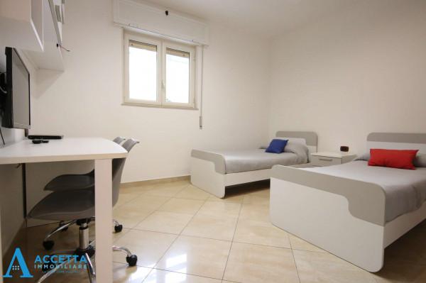 Appartamento in vendita a Taranto, Rione Italia, Montegranaro, 103 mq - Foto 8