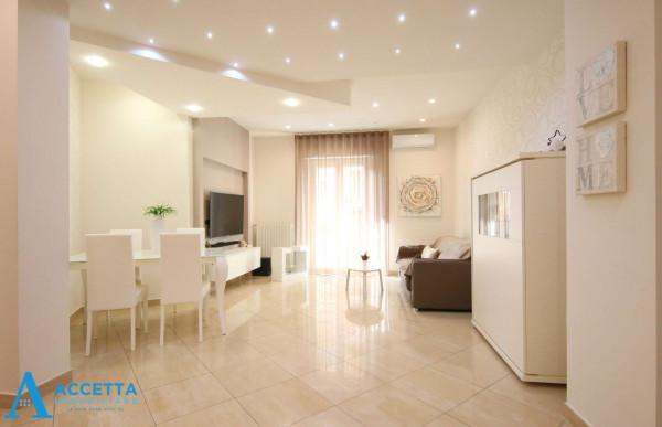 Appartamento in vendita a Taranto, Rione Italia, Montegranaro, 103 mq - Foto 4