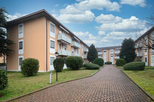 Appartamento in vendita a Lainate, Barbaiana, Con giardino, 80 mq - Foto 19