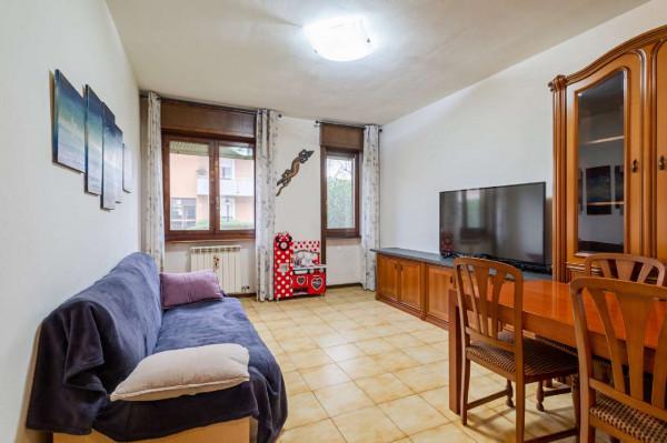 Appartamento in vendita a Lainate, Barbaiana, Con giardino, 80 mq - Foto 17