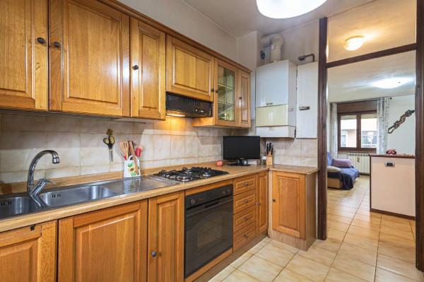 Appartamento in vendita a Lainate, Barbaiana, Con giardino, 80 mq - Foto 12
