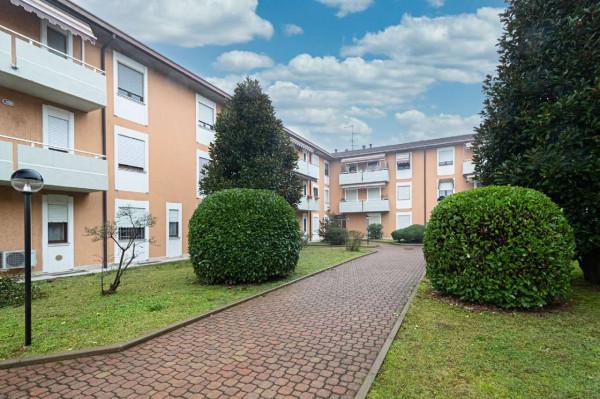 Appartamento in vendita a Lainate, Barbaiana, Con giardino, 80 mq - Foto 18