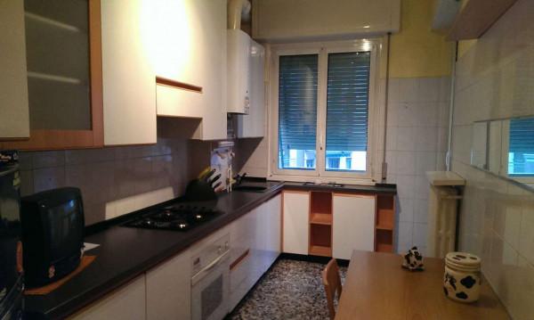 Appartamento in affitto a Milano, Turro, Arredato, 45 mq