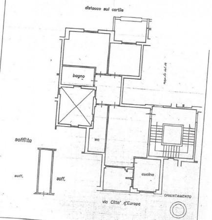 Appartamento in vendita a Roma, Torrino, 80 mq - Foto 9