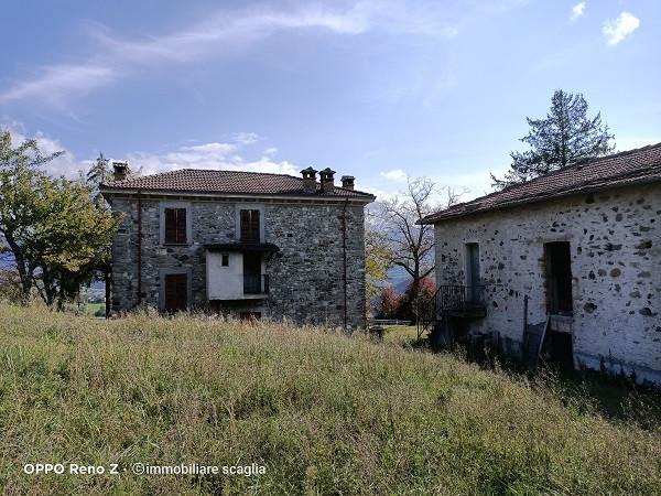 Rustico/Casale in vendita a Bobbio, Campore, Con giardino, 265 mq - Foto 22
