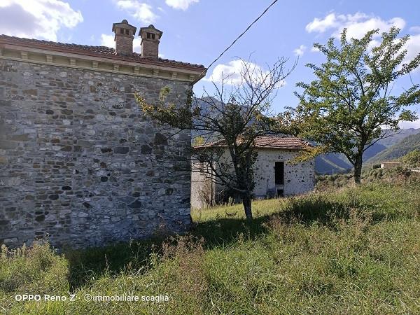 Rustico/Casale in vendita a Bobbio, Campore, Con giardino, 265 mq - Foto 24
