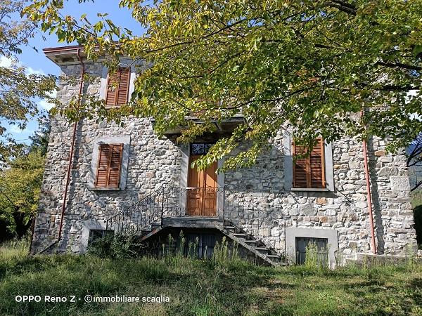 Rustico/Casale in vendita a Bobbio, Campore, Con giardino, 265 mq - Foto 25