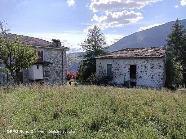Rustico/Casale in vendita a Bobbio, Campore, Con giardino, 265 mq - Foto 23