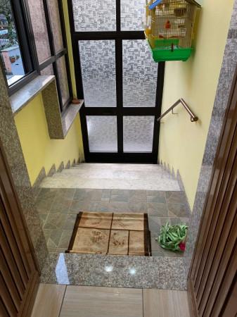 Villa in vendita a Garbagnate Milanese, Smr, Con giardino, 192 mq - Foto 35