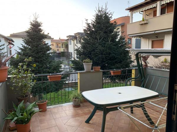 Villa in vendita a Garbagnate Milanese, Smr, Con giardino, 192 mq - Foto 26