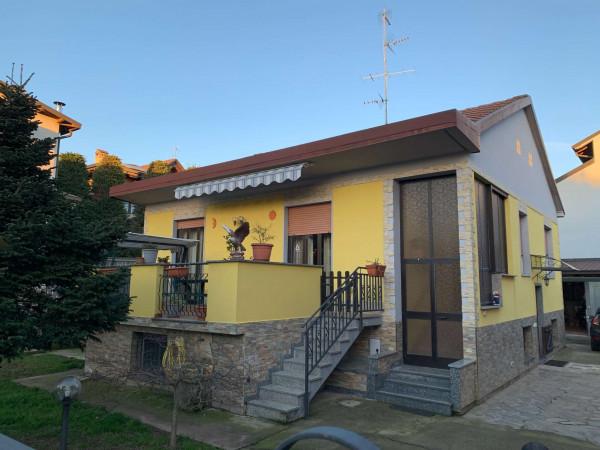 Villa in vendita a Garbagnate Milanese, Smr, Con giardino, 192 mq - Foto 3