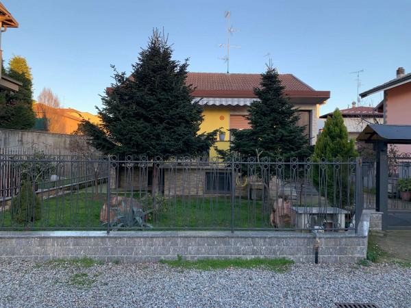 Villa in vendita a Garbagnate Milanese, Smr, Con giardino, 192 mq - Foto 37