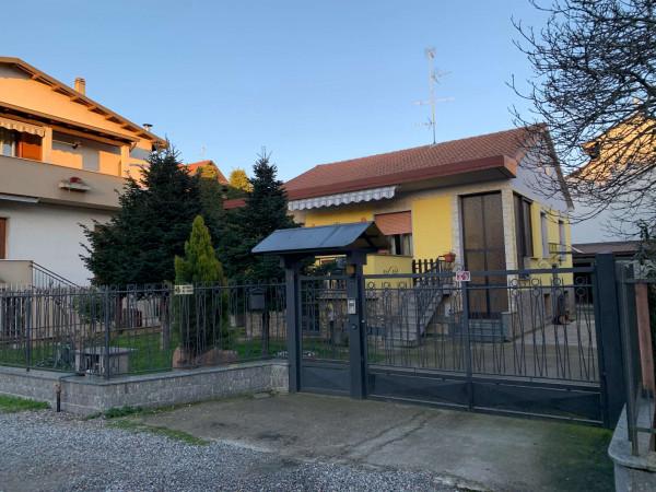Villa in vendita a Garbagnate Milanese, Smr, Con giardino, 192 mq - Foto 36