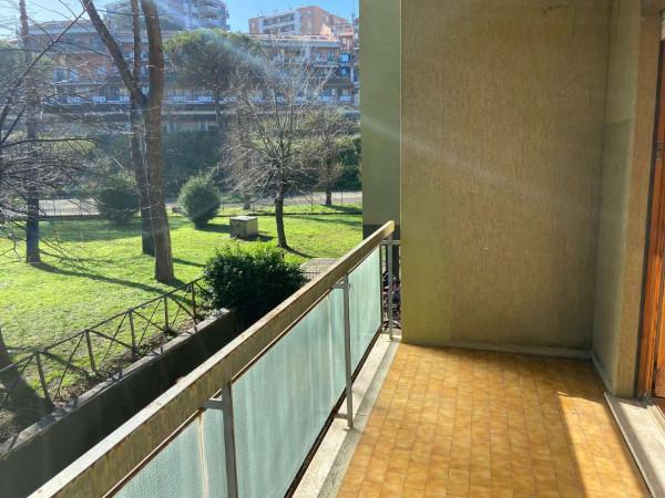 Appartamento in vendita a Roma, Torrino, Con giardino, 95 mq - Foto 6