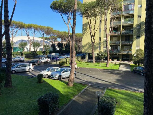 Appartamento in vendita a Roma, Torrino, Con giardino, 95 mq