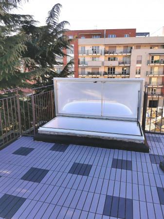 Appartamento in affitto a Torino, Arredato, con giardino, 68 mq - Foto 19
