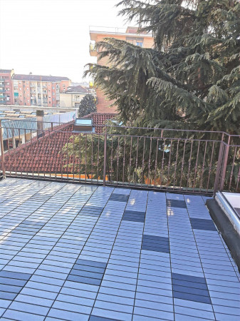 Appartamento in affitto a Torino, Arredato, con giardino, 68 mq - Foto 20