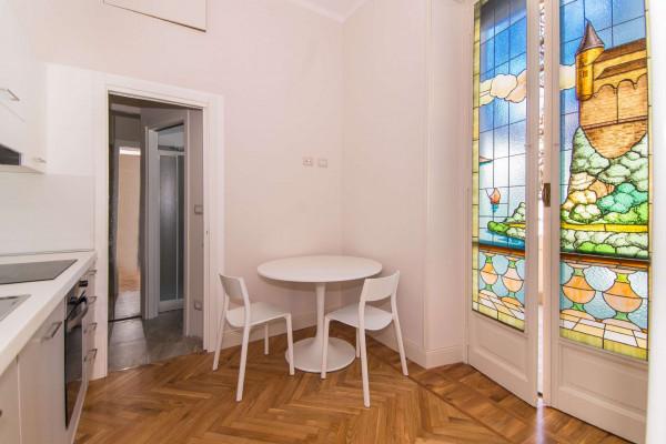 Appartamento in affitto a Torino, Arredato, con giardino, 75 mq - Foto 18