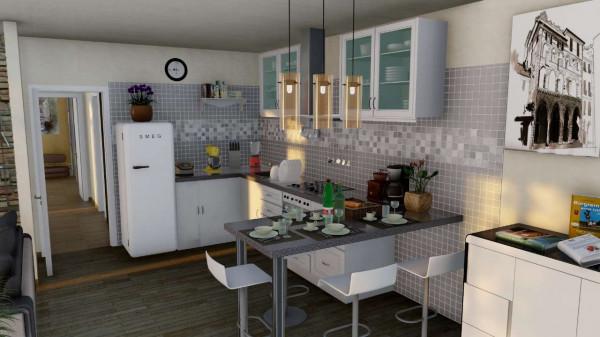 Appartamento in vendita a Rapallo, Ronco, Con giardino, 84 mq - Foto 18
