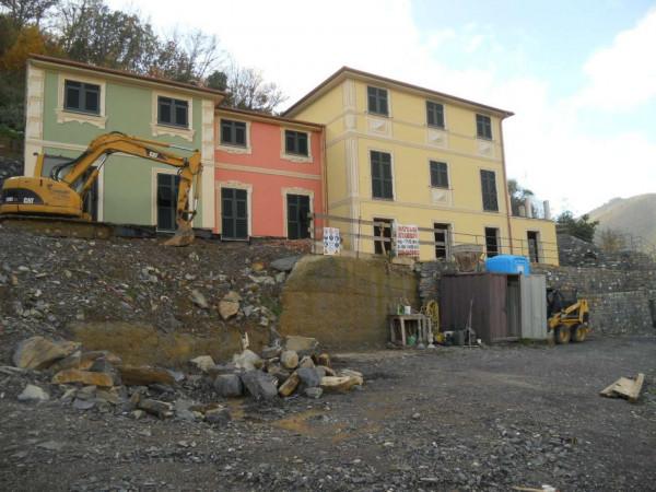 Appartamento in vendita a Rapallo, Ronco, Con giardino, 84 mq - Foto 8