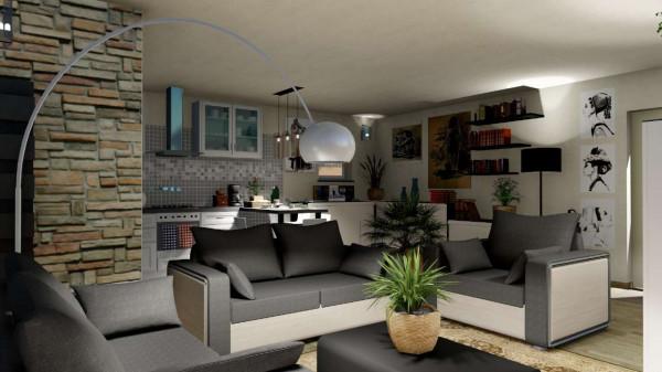 Appartamento in vendita a Rapallo, Ronco, Con giardino, 84 mq - Foto 10