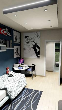 Appartamento in vendita a Rapallo, Ronco, Con giardino, 84 mq - Foto 14