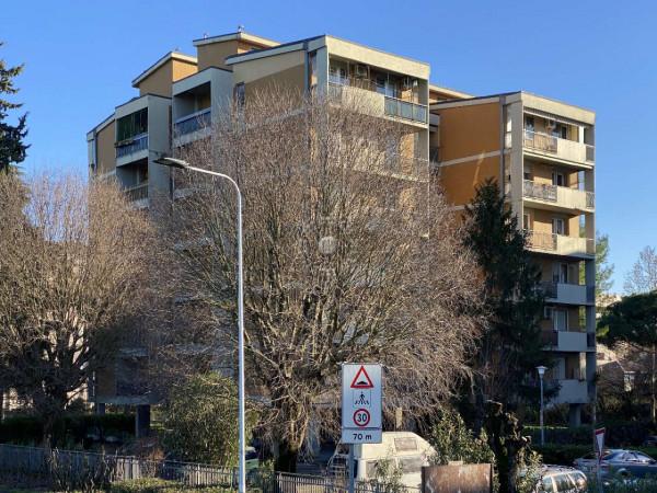 Appartamento in vendita a Firenze, Con giardino, 96 mq