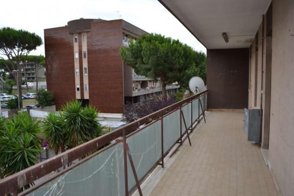 Appartamento in affitto a Roma, Dragoncello - Acilia, Con giardino, 120 mq - Foto 7