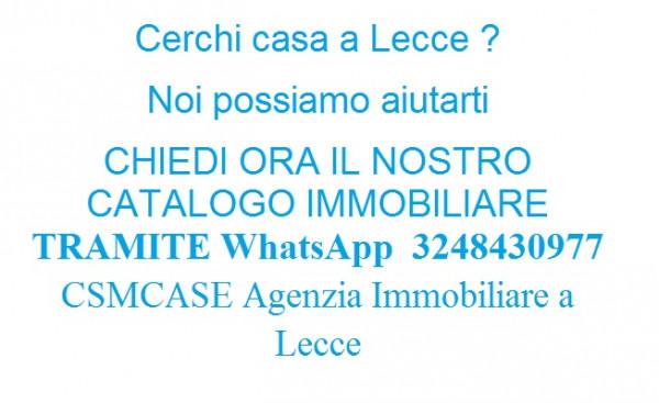 Appartamento in affitto a Lecce, Conservatorio, 140 mq